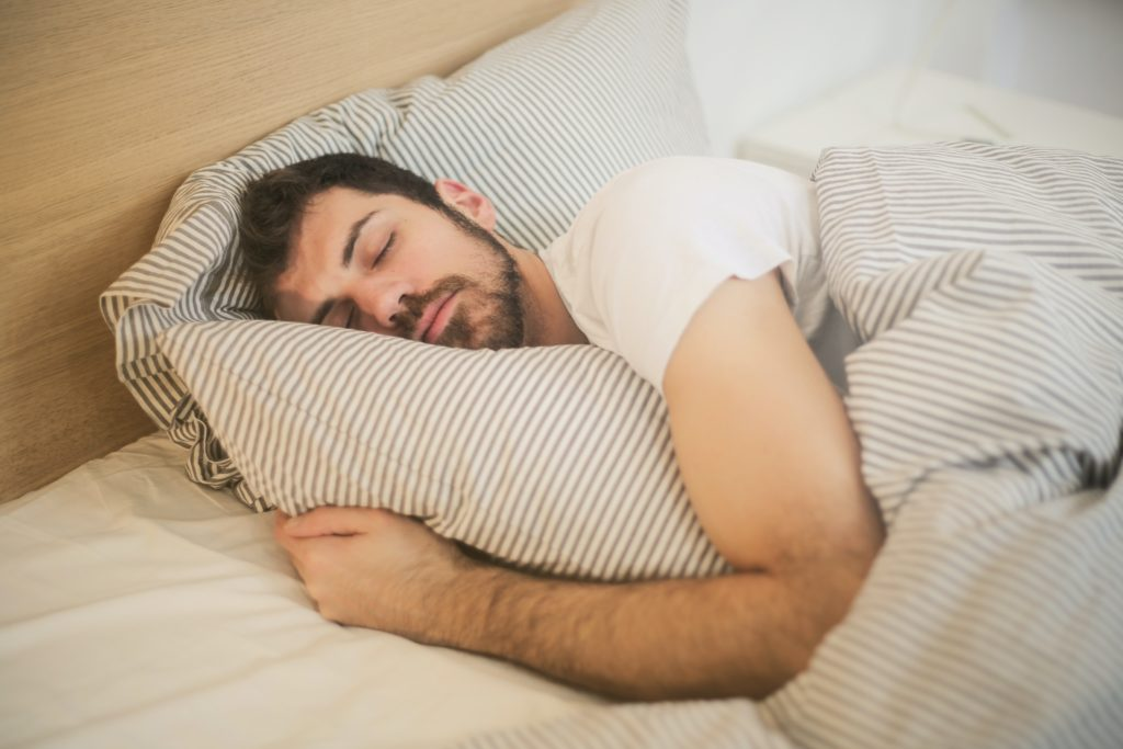 Getting enough sleep is key to overcoming workplace stress