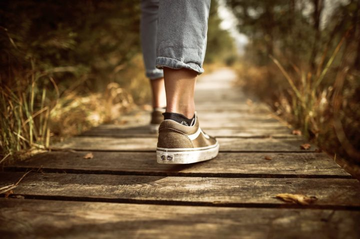 Mindful Walking Checklist