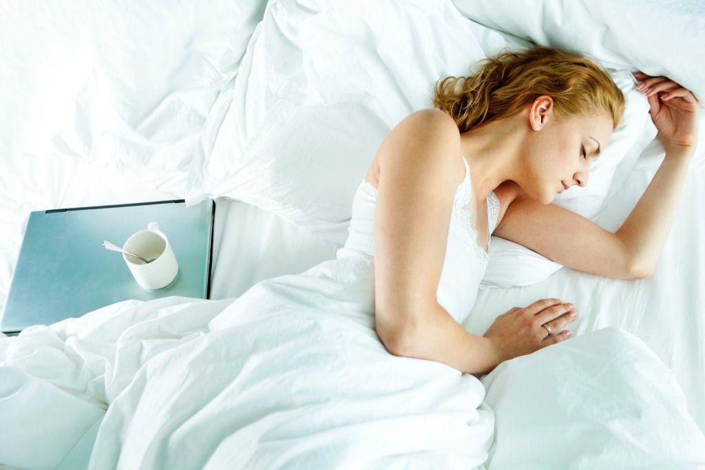 Having a proper sleep routine will help you sleep better and fall asleep faster.
