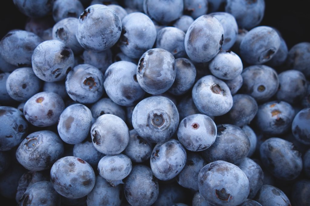 Blueberries are a great food to improve focus and boost memory!