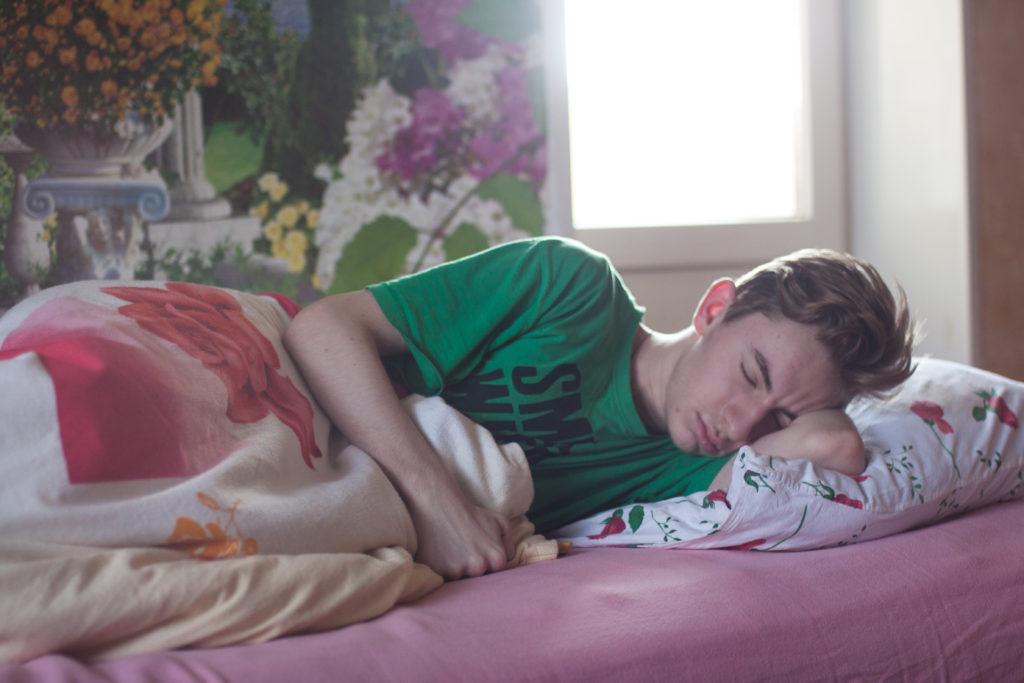 Following a proper sleep routine can help erase sleep debt.
