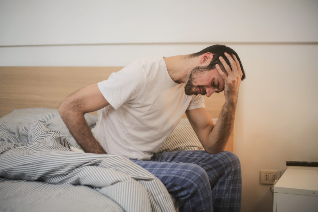 Sleep debt may be caused due to partial sleep deprivation
