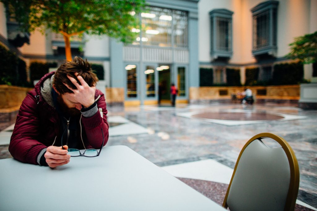 From all the stages of burnout, workplace burnout becomes critical in the 4th stage.