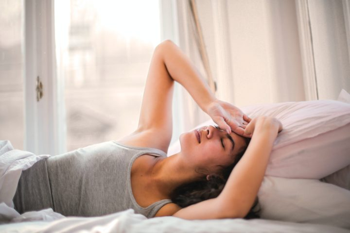 Restless Sleep? Here's How You Can Overcome It