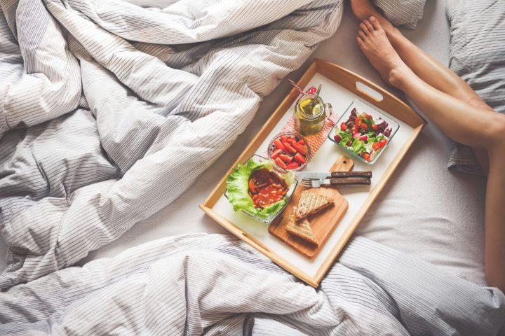 Foods For Good Sleep: 5 Melatonin Rich Foods That Induce Sleep